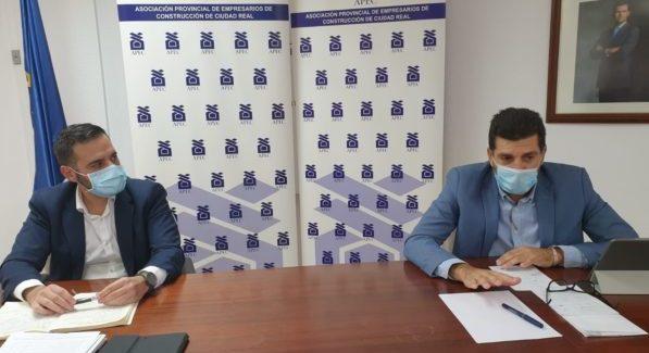 APEC se reúne con el Vicepresidente de Infraestructuras de la Diputación